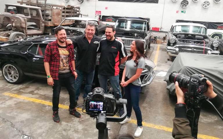Con invitados especiales, Franky Mostro presenta la vanguardia automotriz