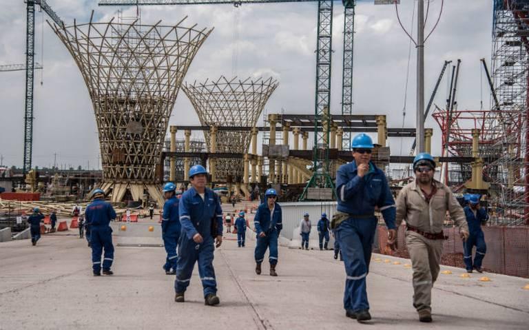 Aeropuerto de Santa Lucía tendrá recursos del NAIM: SCT