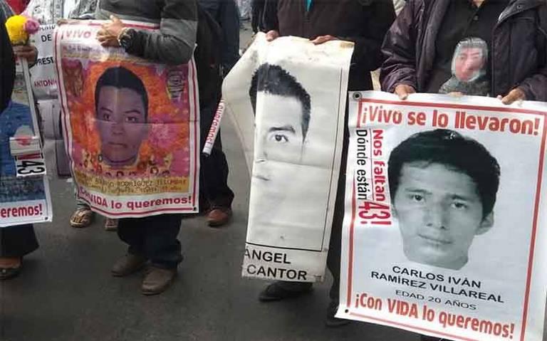 Gobierno de AMLO busca a los 43 de Ayotzinapa en 200 puntos