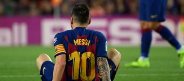 Manchester City da luz verde para negociar por Messi
