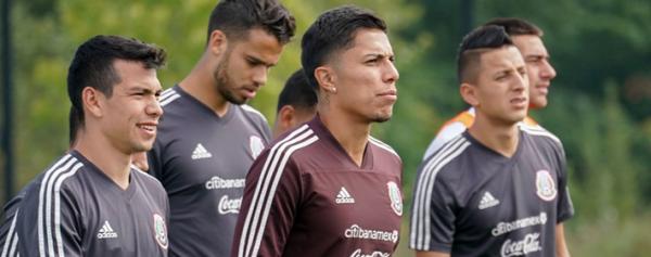 El posible 11 de México ante Argentina