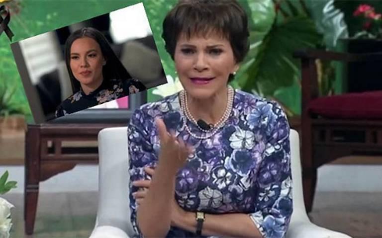 """""""¡Estúpida!"""", así llama Pati Chapoy a Sarita por ocultar cuerpo de José José"""