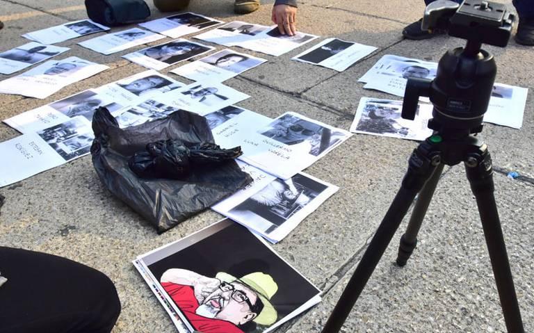 Violencia contra periodistas, invisible para el Gobierno de AMLO