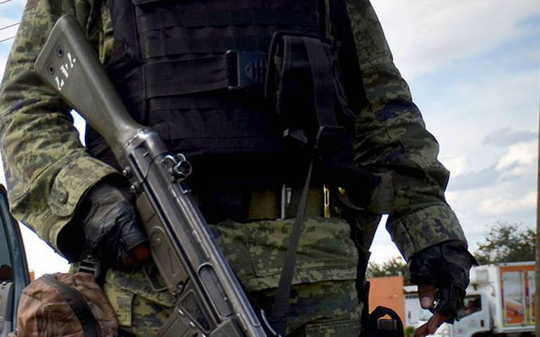 Responderá Ejército a las agresiones de pobladores, advierte SEDENA
