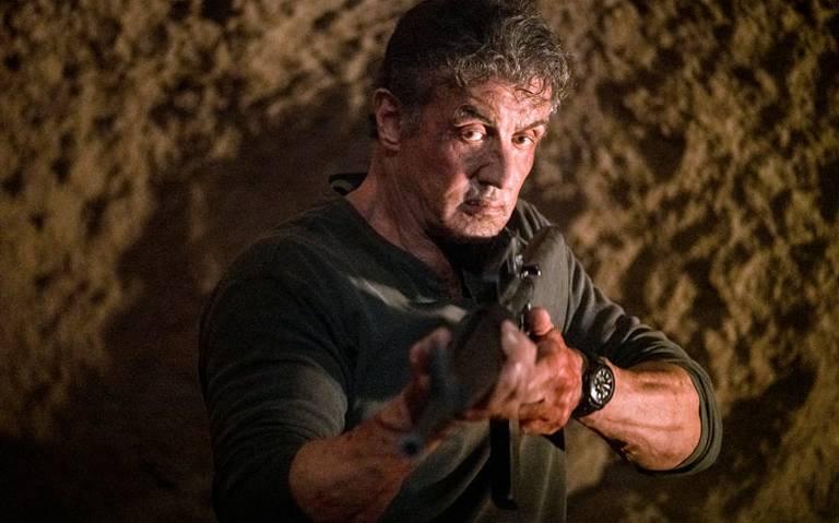 Con Rambo: Last blood, Sylvester Stallone celebra cinco décadas de trayectoria
