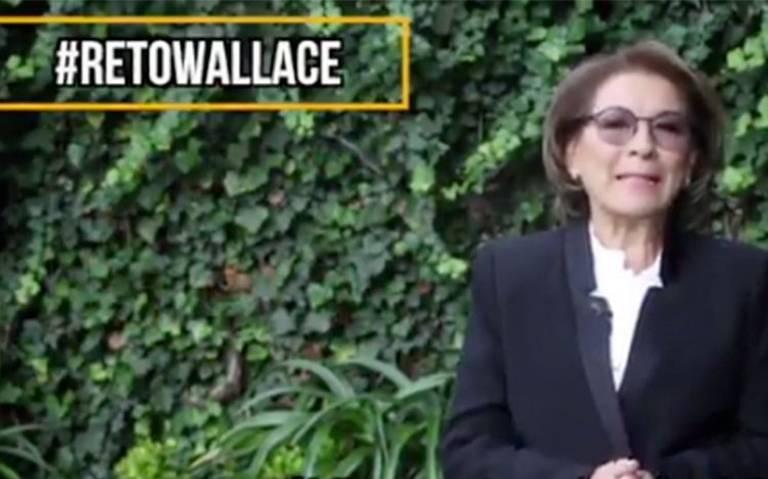 Con #RetoWallace Miranda de Wallace ofrece un mdp para que presenten a su hijo con vida