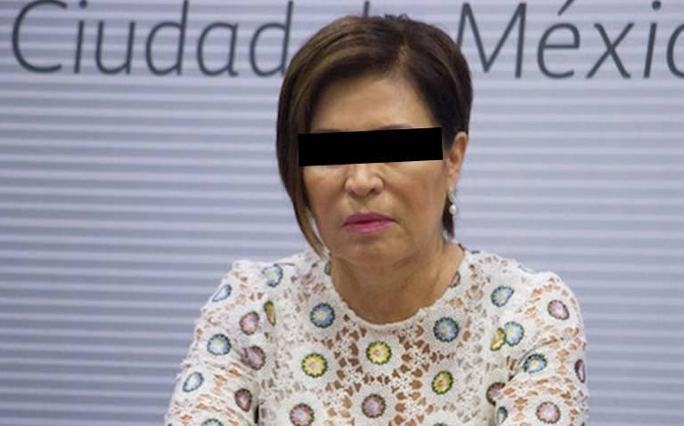 Impugna Rosario Robles fallo del juez para congelar cuentas bancarias