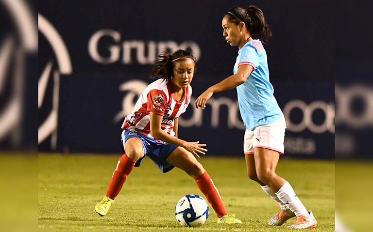 Monterrey golea 5-1 a domicilio al ADSL Femenil