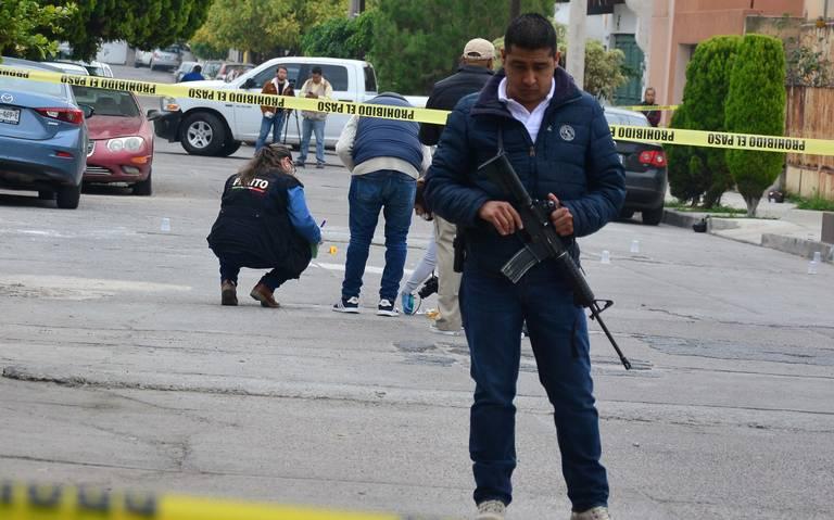 Delincuencia organizada en SLP, por debajo de la media nacional