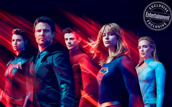 Tom Welling volverá como Clark Kent en Crisis on Infinite Earths
