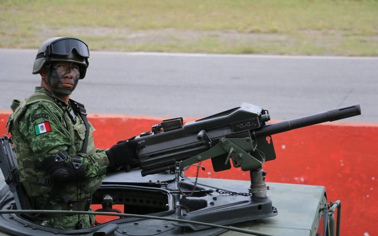 Servir a México; premisa de soldado y Guardia Nacional