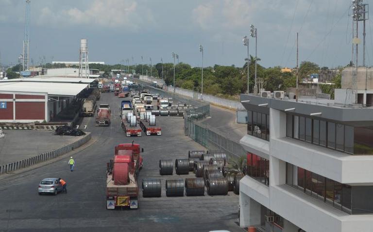 """Tampico en la primera """"carretera marítima"""""""