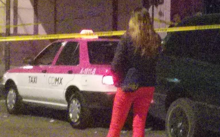 Con al menos 20 balazos asesinan a taxista en la colonia Centro