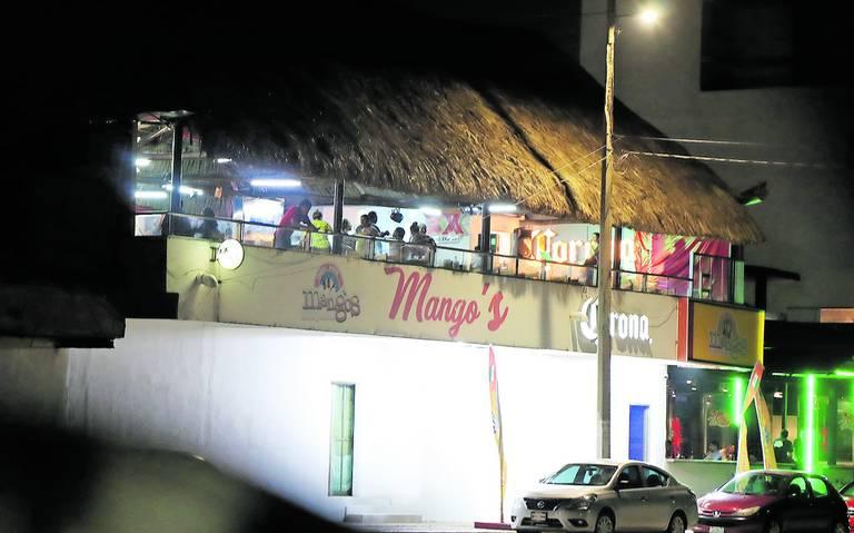 """Violencia está """"matando"""" la vida nocturna en Coatzacoalcos"""