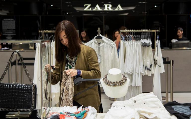 Zara se deslinda de apoyo a protestas en Hong Kong