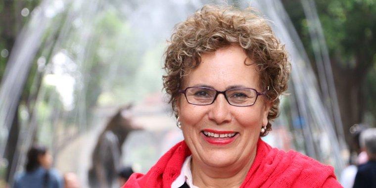 Lo que debemos hacer es preservar la institucionalizadla legalidad de Morena: Bertha Luján