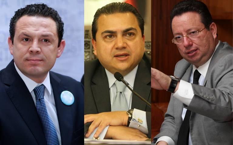 Eukid Castañón, Roberto Moya y Ángel Trauwitz obtuvieron Notarías con prestanombres, acusan