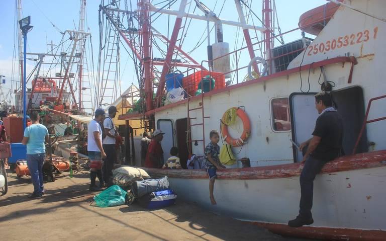 Pescadores piensan abandonar barcos por la mala temporada en las capturas