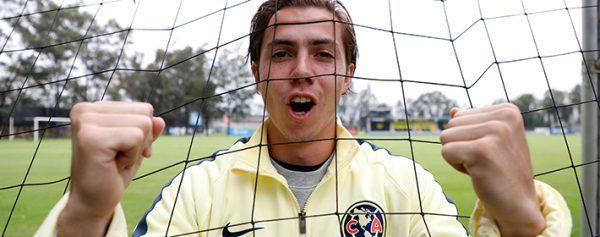 Sebastián Cordova disfruta su momento