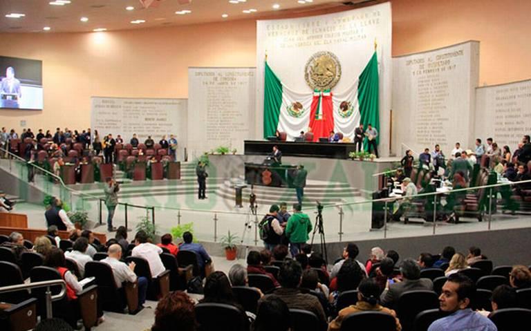 40% de los $128 mil millones del presupuesto de Veracruz, para sueldos