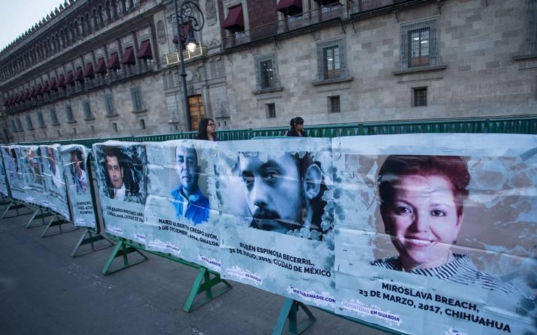 México y Brasil con la tasa más alta de impunidad en asesinatos contra periodistas