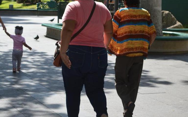 Obesidad, problema de salud en el país