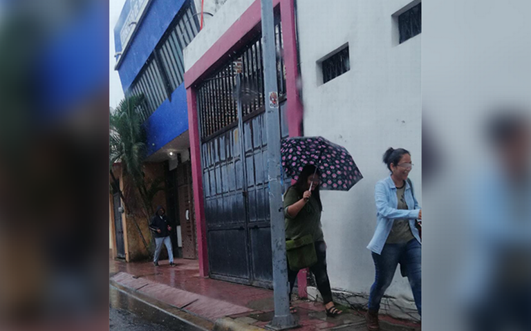Informa SMN alta probabilidad de ciclón tropical