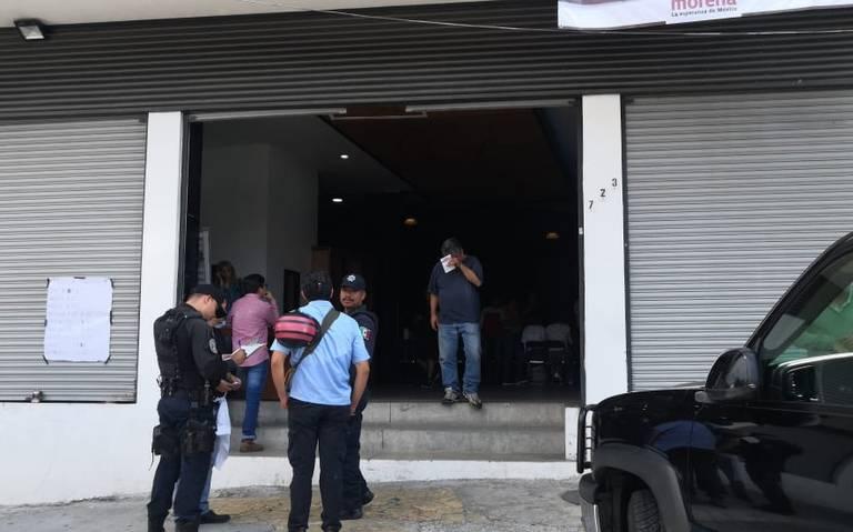 Fuerzas externas y extrañas detrás de los ataques a asambleas de Morena