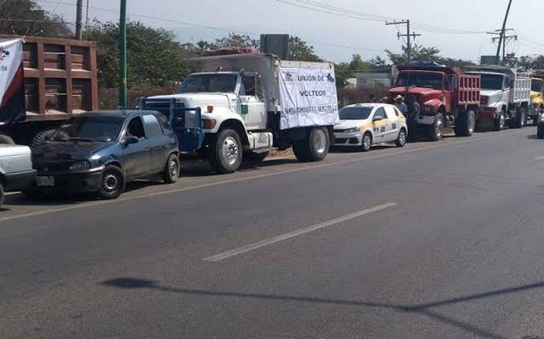 AMOTAC bloqueará las carreteras de Chiapas