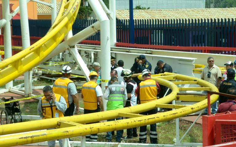 Alcaldía Miguel Hidalgo se deslinda de accidente en la Feria de Chapultepec