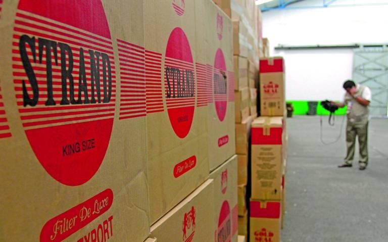 Aduanas alcanzan récord en embargos