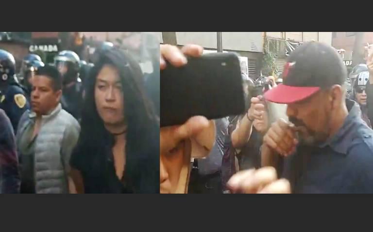 Intentan quemar rostro del periodista Pablo Pérez durante marcha del 2 de octubre