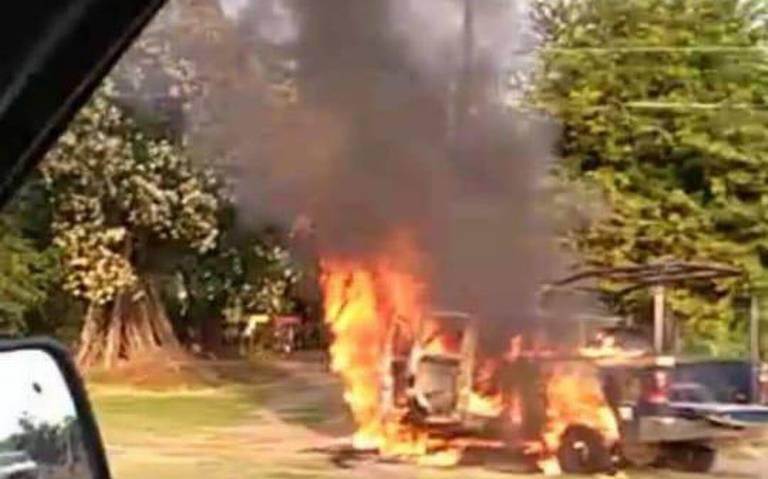 Emboscada contra policías estatales en Michoacán deja al menos 14 muertos