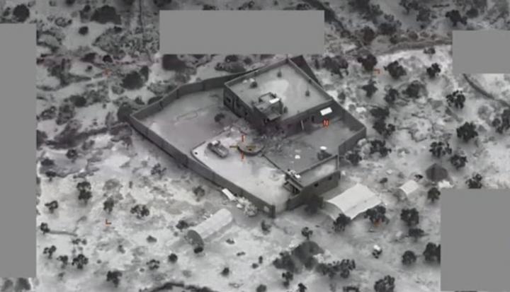 Pentágono revela fotos de redada donde murió el líder del EI, Al Baghdadi