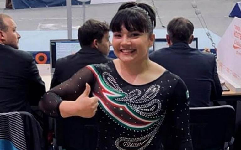 Alexa Moreno, sexta en Mundial de Gimnasia y va por medalla para Tokio 2020