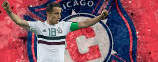 Andrés Guardado podría llegar a la MLS