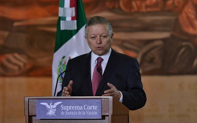 """Presidente de la Corte va contra """"mediocridad"""" en Poder Judicial"""