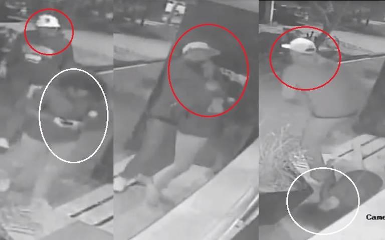 Ahorcan y roban celular a mujer afuera de su departamento en Tlatelolco [VIDEO]