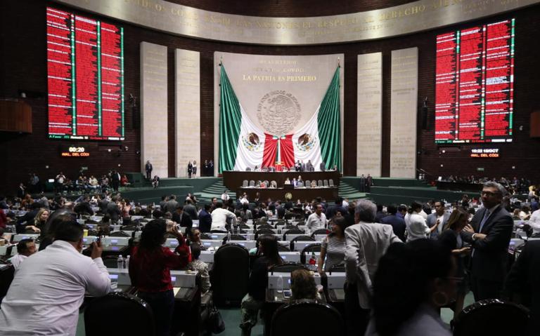 Diputados reprueban reformas del Senado por condonación de impuestos