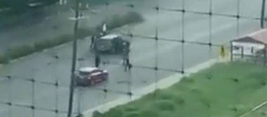 Reportan fuga de reos en penal de Culiacán tras balaceras