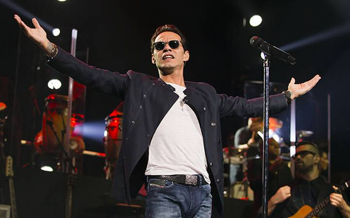 Marc Anthony recibirá homenaje en Latin American Music Awards