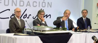 No soy calificador del Presidente: Carlos Slim