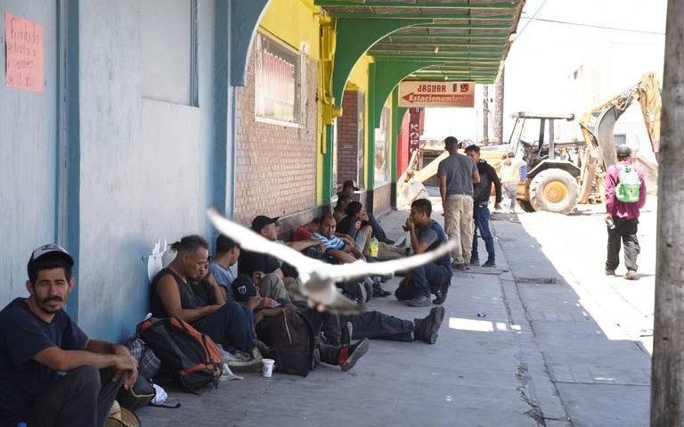 Maquiladoras contratan más de 4 mil migrantes en Cd. Juárez y Tijuana