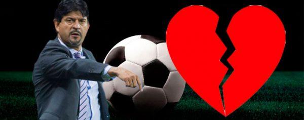 """Se perdió el amor al futbol"": Cardozo"