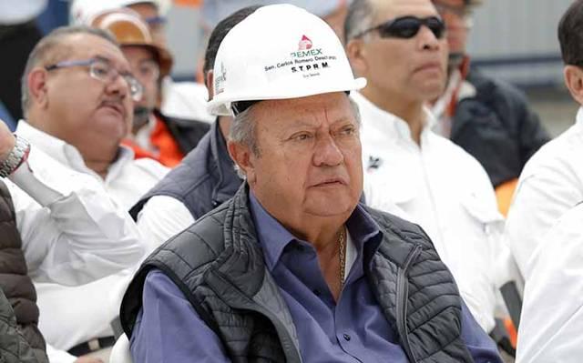 Sindicato petrolero analiza futuro de Romero Deschamps