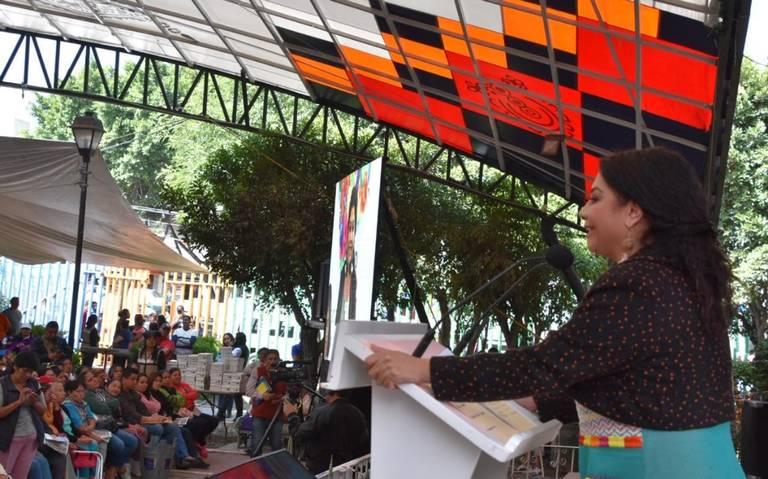 Anuncia Brugada Molina obras en la Colonia Quetzalcóatl