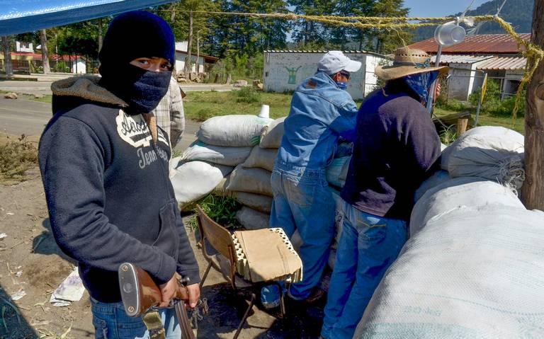 Comunidad de Paracho se arma; son chismes, dice el gobernador de Michoacán