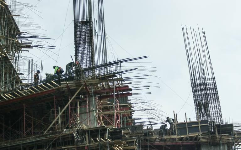 Construcción cae al peor nivel en 12 años