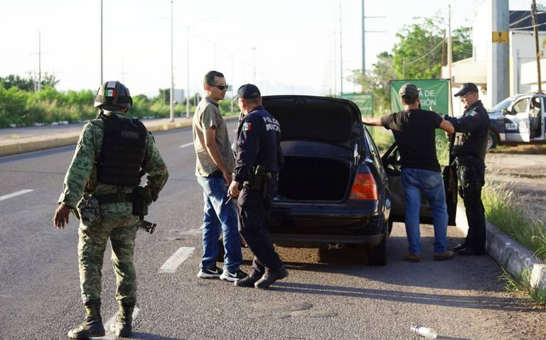 """¿Cuál temor?"", alcalde asegura que la paz regresó a Culiacán"