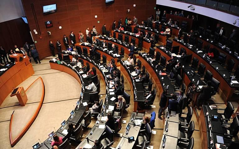 Arranca debate en Senado sobre renuncia de Eduardo Medina
